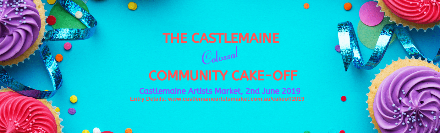 Castlemaine Colossal Community Cake-off