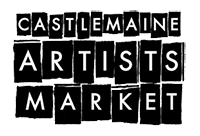 Castlemaine Artists' Market Logo